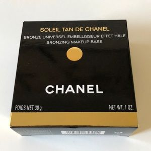 Chanel bronzer! Used only one time!